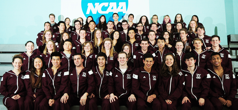 UChicago swimming and diving finishes second and third at UAA Championships