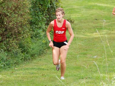 Mayfield earns USTFCCCA All-Academic Cross Country honors