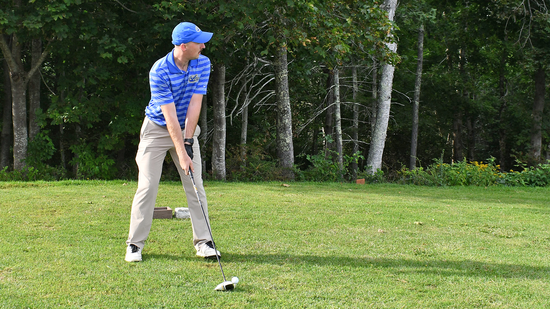 Mariners Golf Competes at Husson Invitational