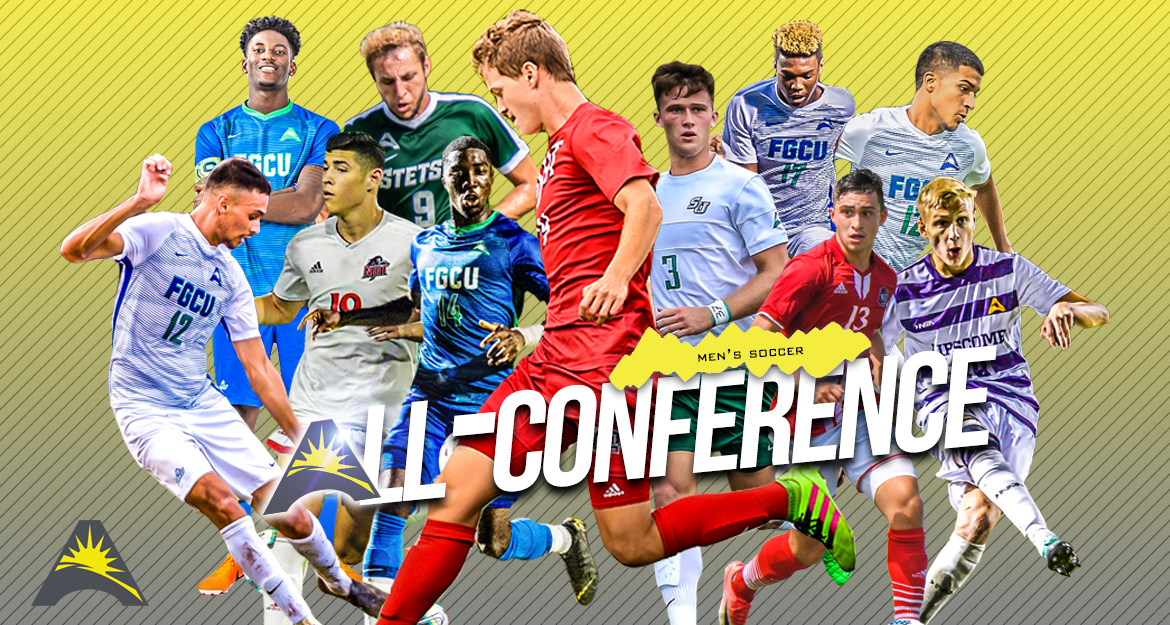 Men's @ASUNSoccer Postseason Awards Announced; NJIT Earns Four Individual Honors