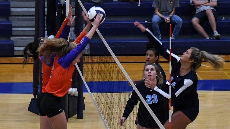 Lady Cougs Win Third Straight Match, Defeat Reinhardt JV