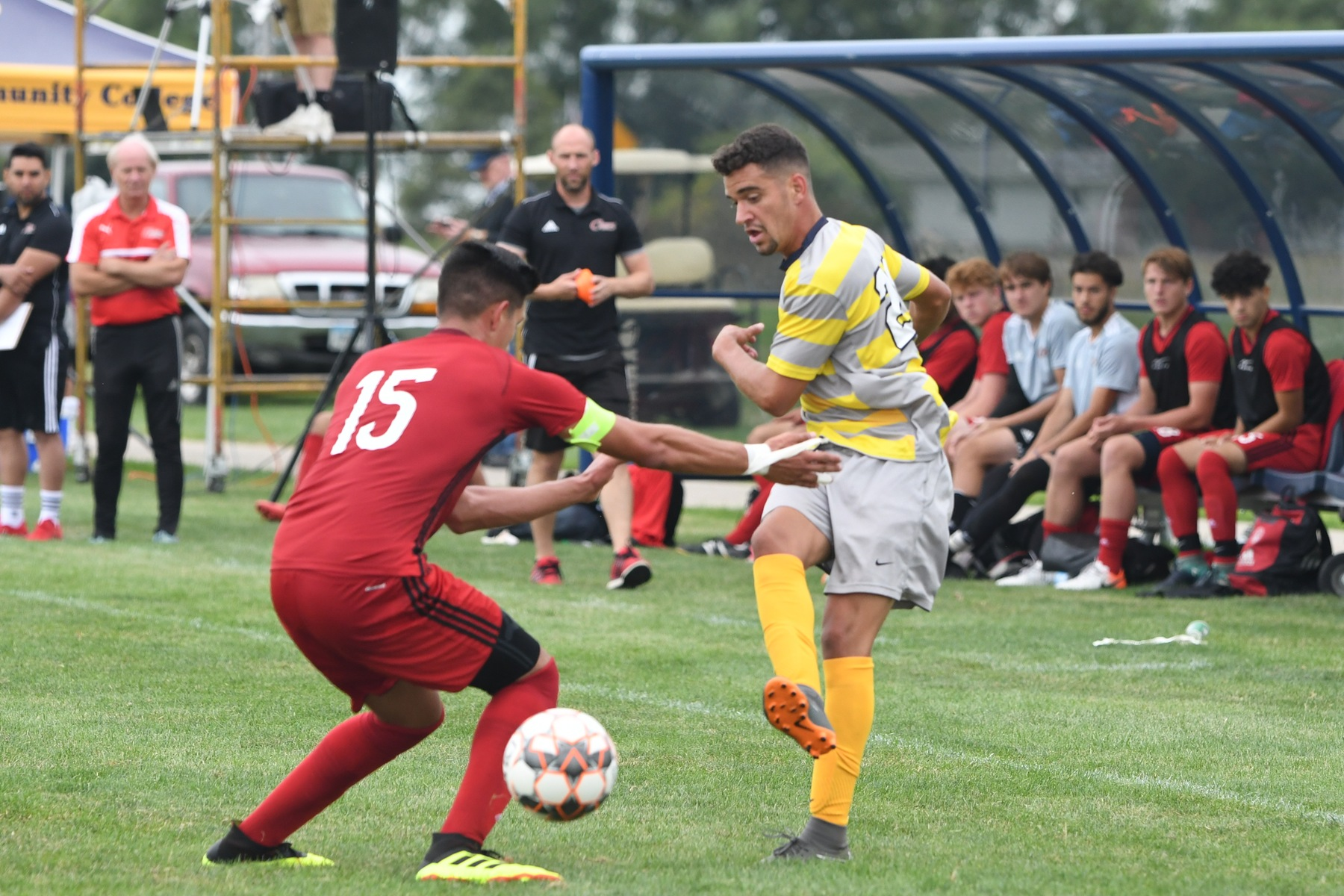 MCC soccer starts conference play