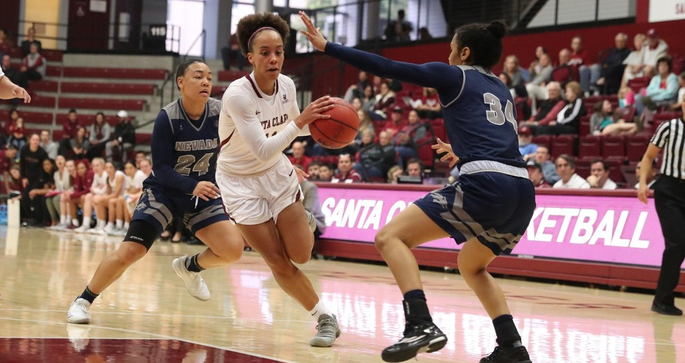 Defense Leads Women's Basketball to Win Over Nevada