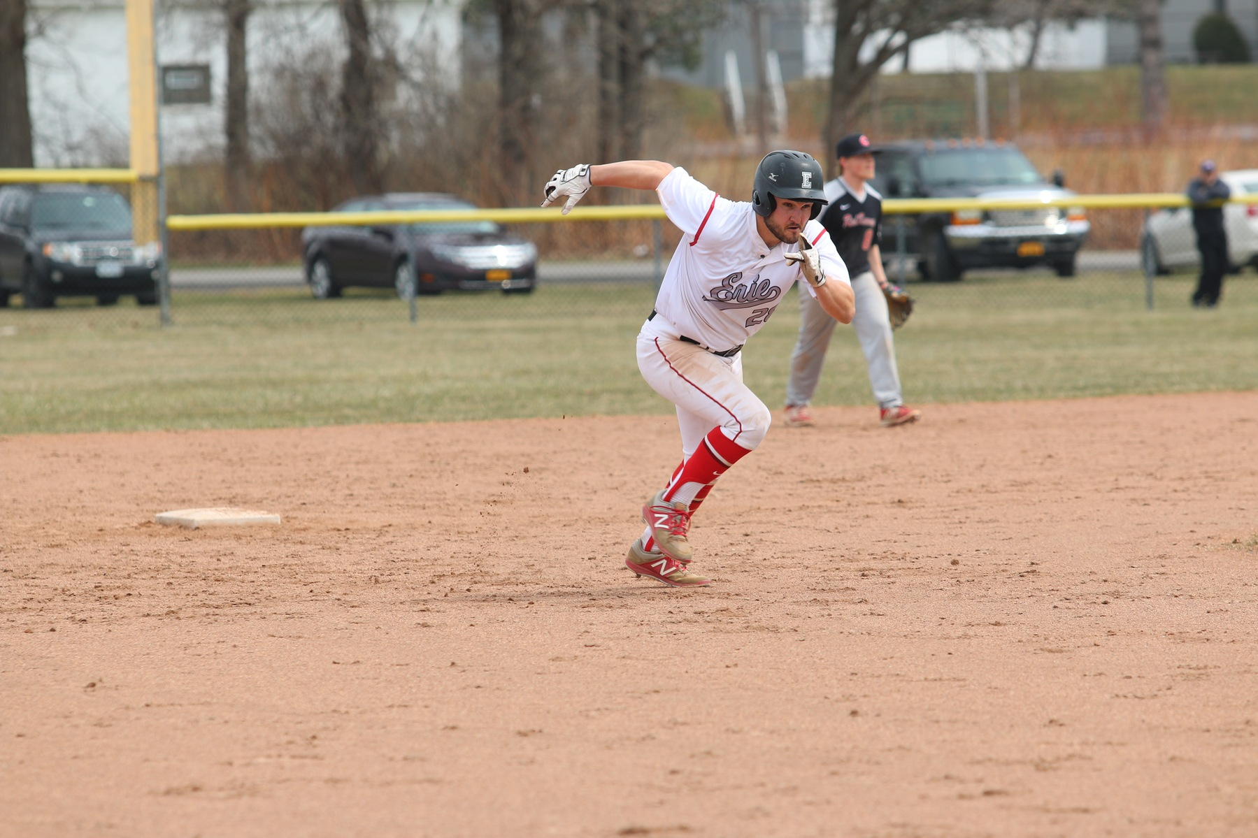Baseball Picks Up 3 Wins Over Corning Community College Over Weekend