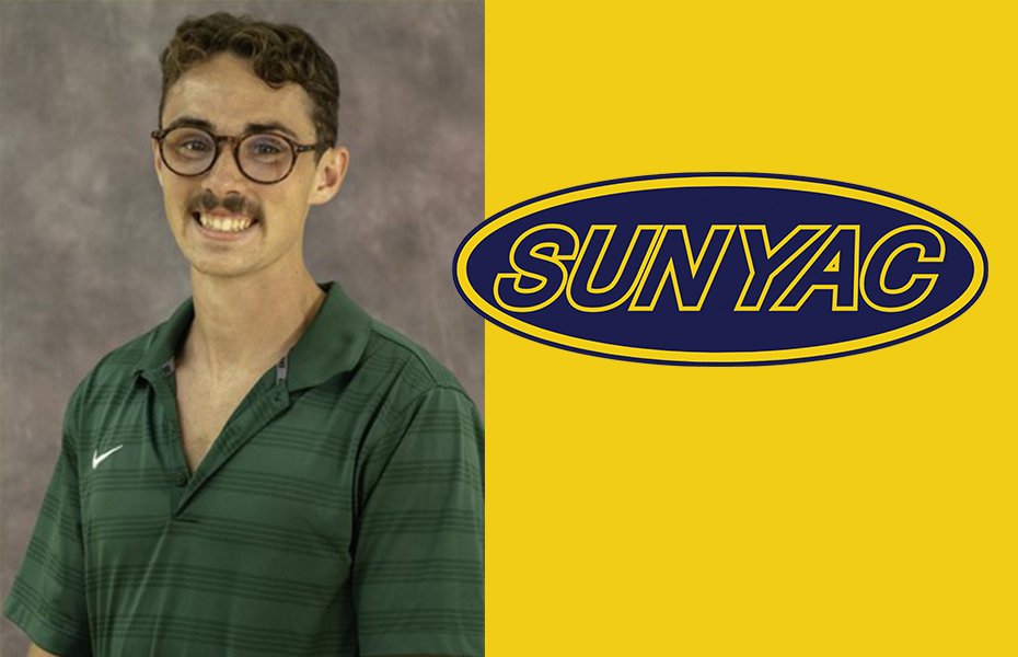 Sean Kuehn of Brockport takes home Men's Runner of the Week