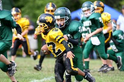 Lake Erie Football to Host Youth Football Night Sept. 22 Against SVSU