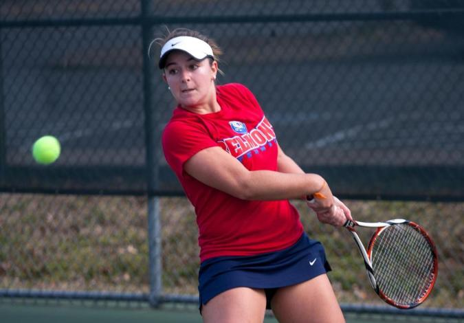 Women's Tennis Falls to Jacksonville State 4-1 in OVC Semifinals