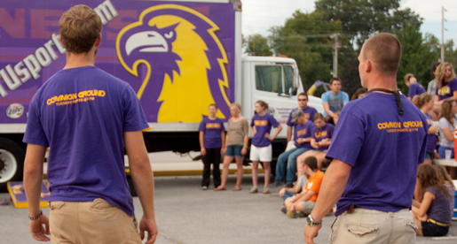 Baptist Collegiate Ministry wins first student Tailgate Contest