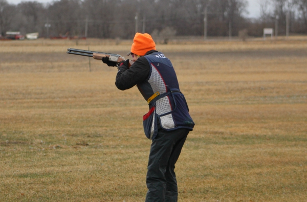RedTails Take 3rd at Iowa State Collegiate Trap Meet