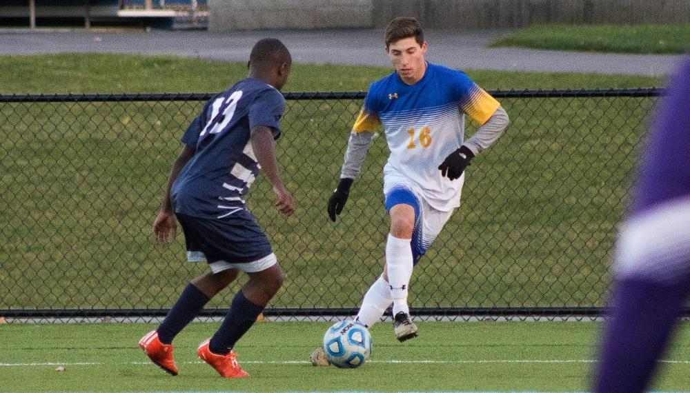 MSOC: Wildcats Drop Two Close Games on Opening Weekend to Oswego and New Paltz.