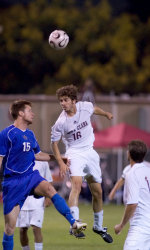 Freshman Chris Sauter Scores First Career Goal In Overtime To Give Broncos 2-1 Win Over Toreros