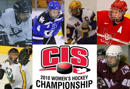 2010 CIS women's hockey championship: No. 1 Martlets looking for record-tying 3-peat