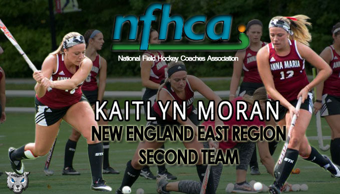 Moran Named to NFHCA All-Region Second Team