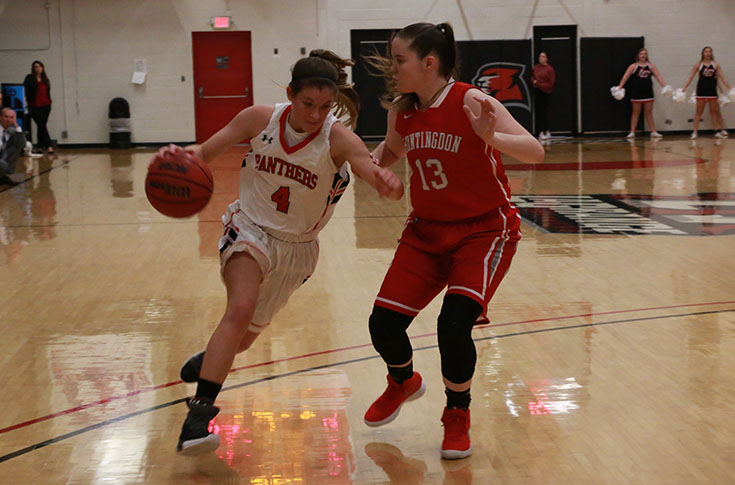 Women's Basketball: Huntingdon nips Panthers 55-53 in closing seconds