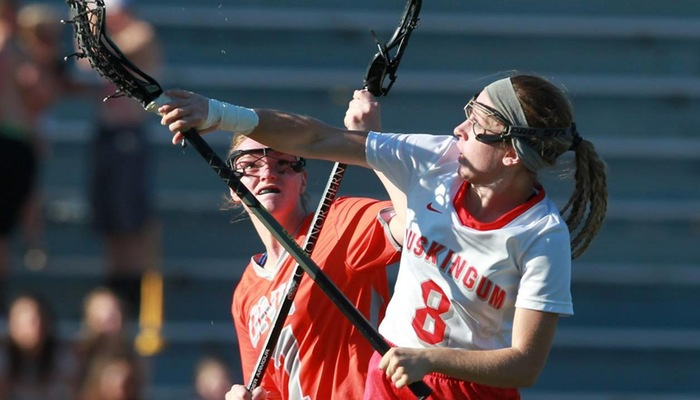 Adams named All-OAC for women's lacrosse
