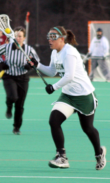 Late Surge Sends Babson Women's Lacrosse Past Wesleyan, 11-6