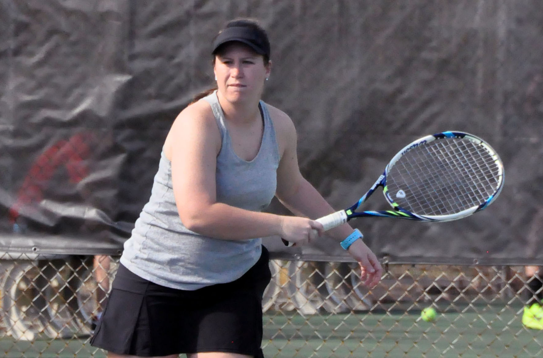 Women's Tennis: Lee, McDonald lead Panthers past Rust 9-0 in non-conference match