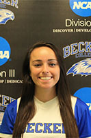 Becker's Keith Collects 14 points for NECC Women's Soccer Player of the Week