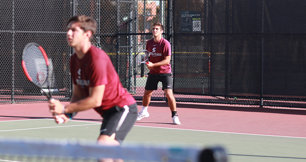 Men's Tennis Concludes Seven Straight on the Road, Faces UNLV