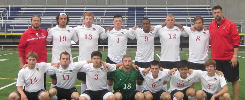 Men's Soccer Closes Out the 2013 Season