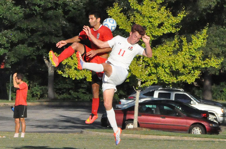 Men's Soccer: Panthers, Florida College battle to 2-2 tie