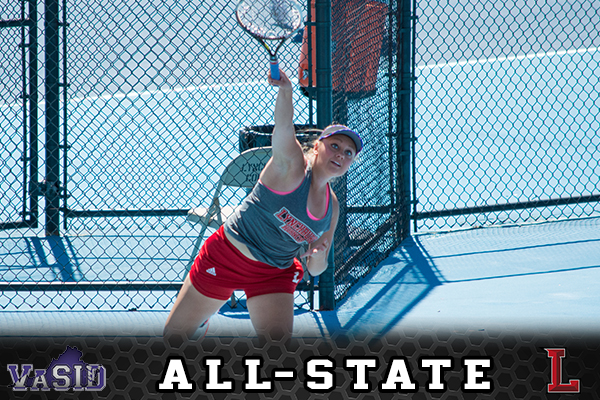 Harris Recognized As VaSID All-State First Team in Singles