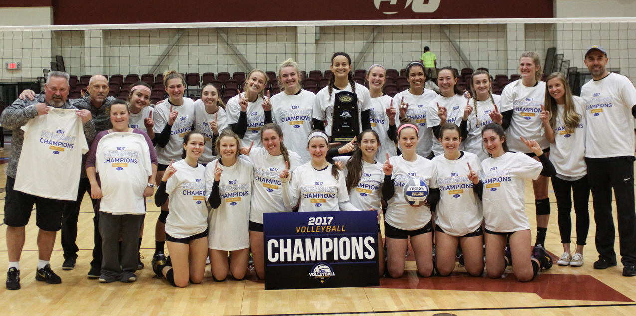 Colorado College Roars Back to Take SCAC Volleyball Title
