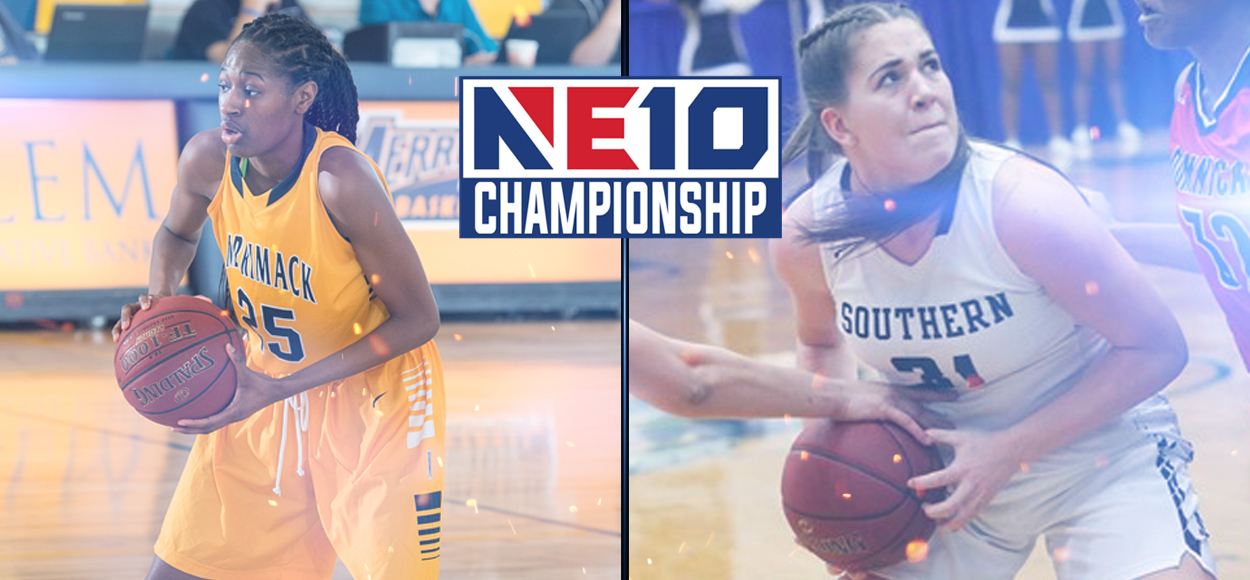 A Pair of Lower Seeds Prevail During the First Round of the 2017 NE10 Women's Basketball Championship