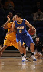 Gauchos Open ampm Big West Tourney vs. Pacific Thursday Afternoon