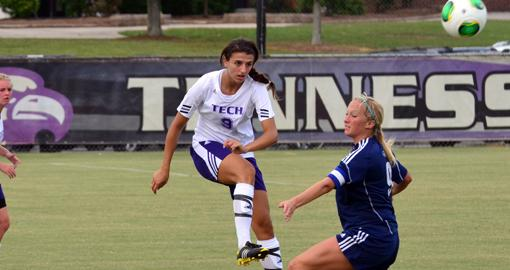 Tech soccer team keens in on crucial stretch; hosts UTM on Friday, at SEMO on Sunday