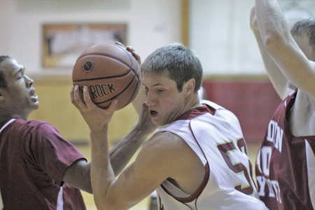 Eastern Mennonite Turns Back Eagles, 81-64