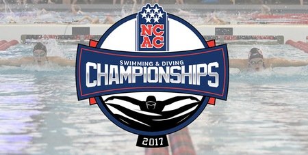 Tiger Swimming and Diving Shows Well at NCAC Championships