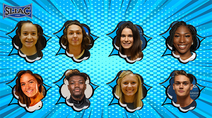 SLIAC Players of the Week - October 8