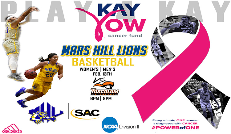 Mars Hill to Play4Kay versus Pioneers