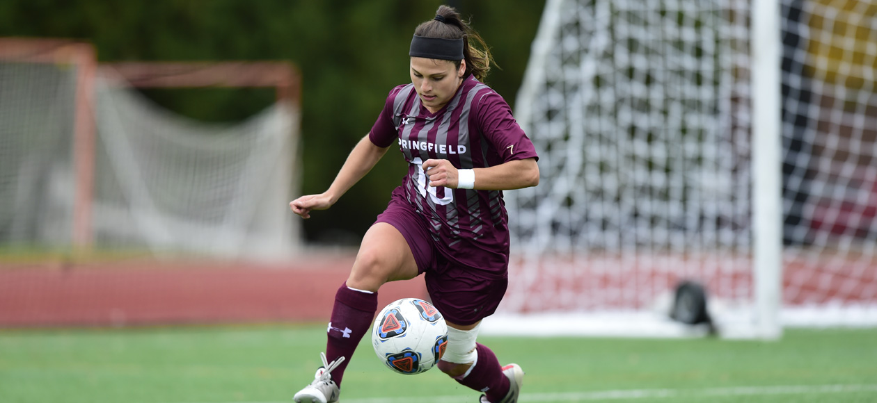 No. 13 MIT Holds Off Women's Soccer, 2-0, For NEWMAC Championship