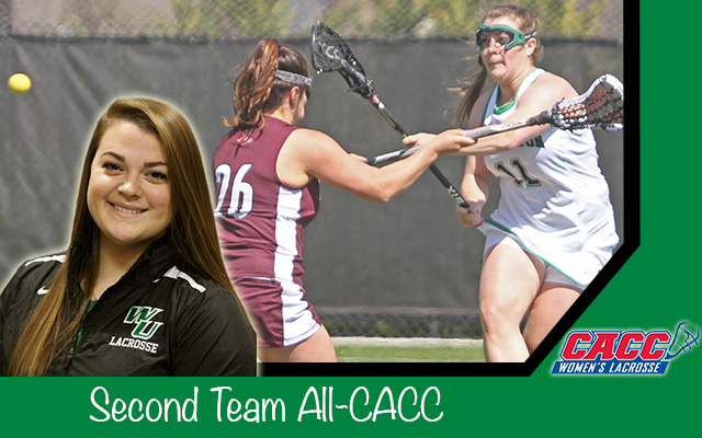 Sara LeBrun Earns CACC Women's Lacrosse All-Conference Second Team Honors for Wilmington