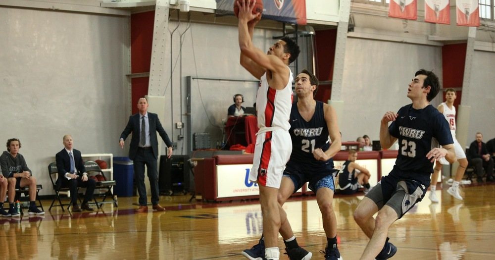 Henry's Double-Double Propels Tartans to 85-71 Win Over Case Western Reserve to Open UAA Play