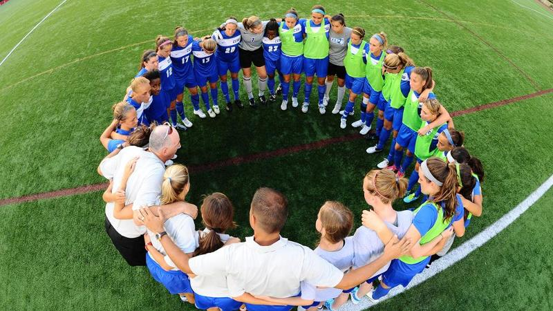 Women's Soccer Receives NSCAA Team Ethics Award