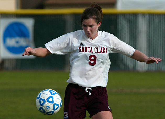 10 Years Later: Remembering The 2001 Santa Clara Women's Soccer National Championship with Lana Bowen