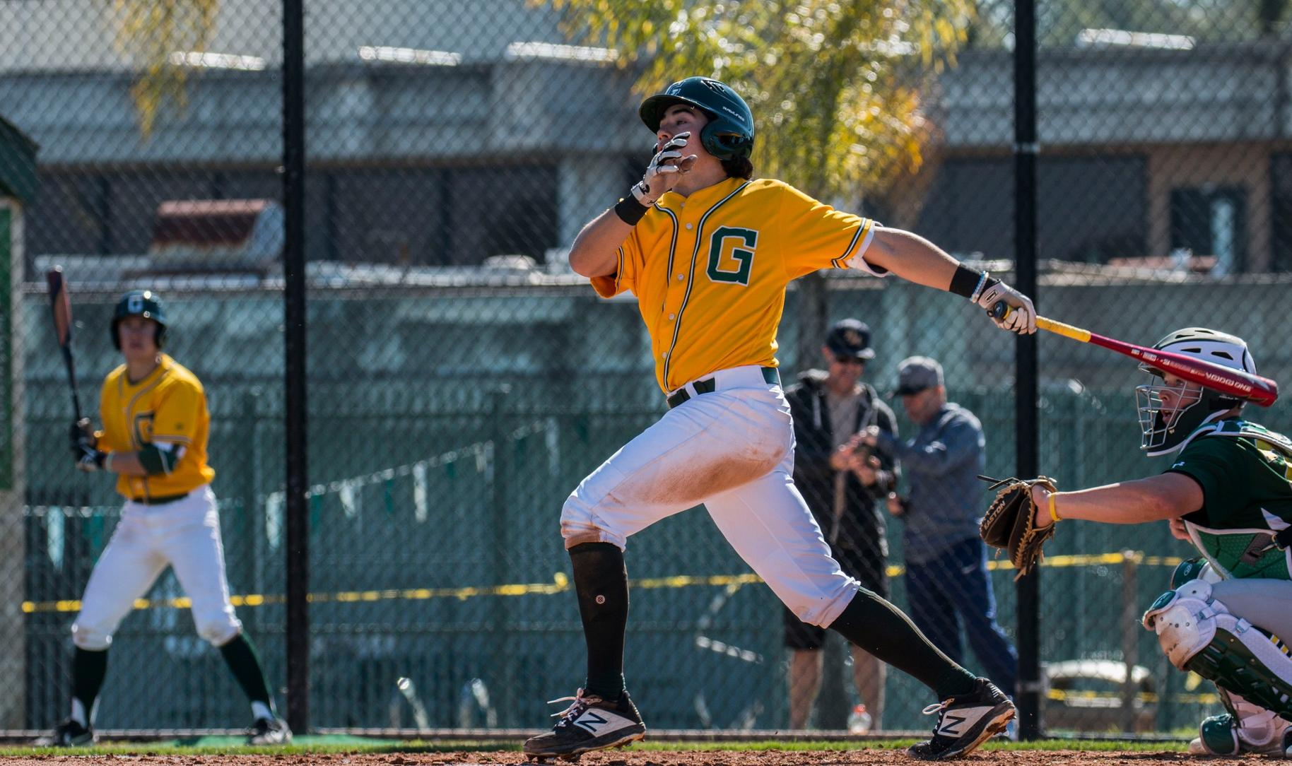 Baseball: Rustlers Drop Game Three and Series to Gauchos