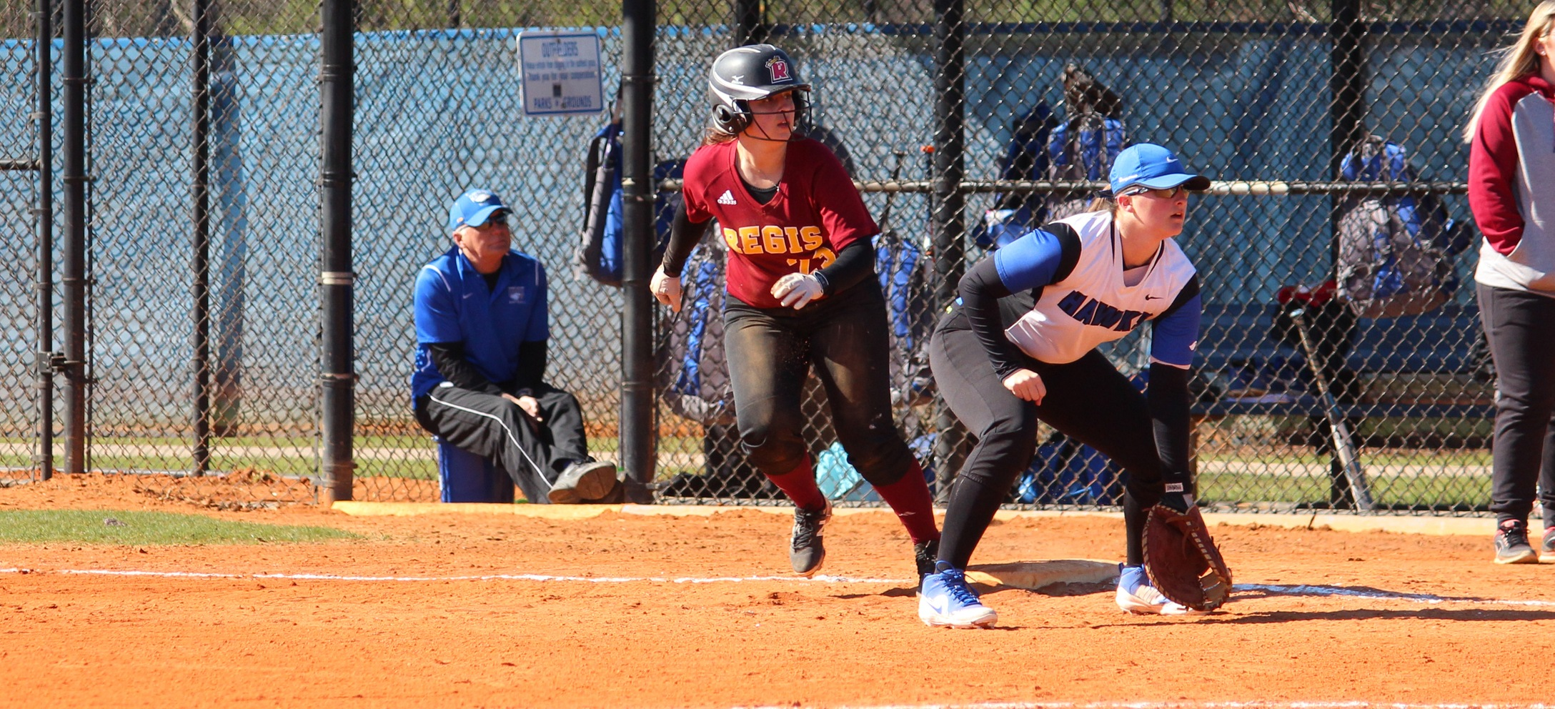 Softball Swept in GNAC-Opening Doubleheader