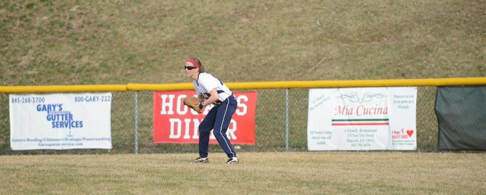 Softball Splits Doubleheader With Chestnut Hill On The Road