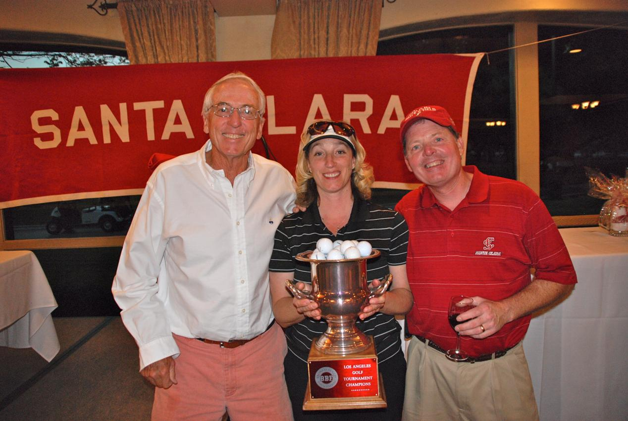 LA Golf Tournament Proves to be a Big Success