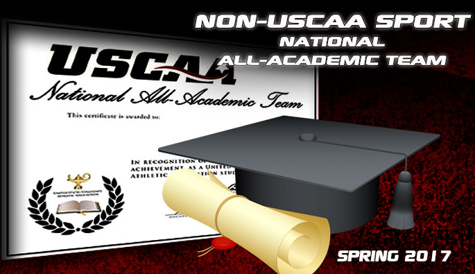 Six Lacrosse Players Earn USCAA National All-Academic Honors