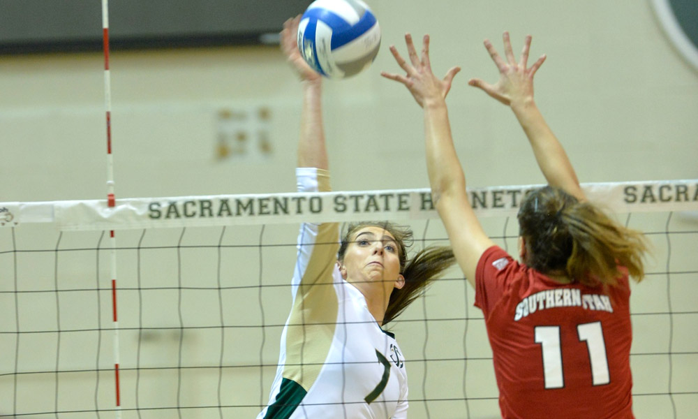 7 STRAIGHT WINS! VOLLEYBALL REMAINS PERFECT IN THE BIG SKY WITH 3-0 VICTORY