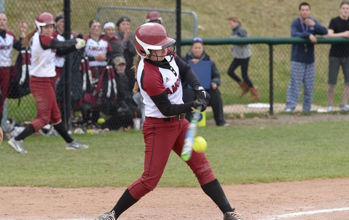 Softball Drops Season Opener in South Carolina