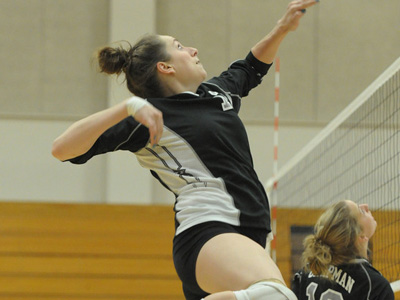 Volleyball cruises to sweep over Redlands in home opener