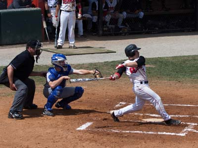 CUA explodes for 21 runs in series opening win over Crusaders