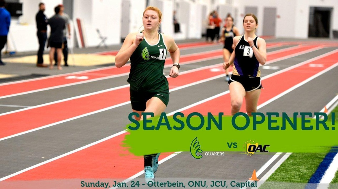 Women's Track & Field Opens Indoor Season at Otterbein Sunday