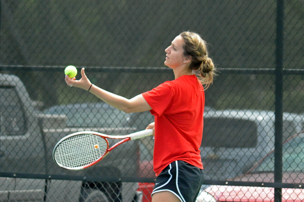 Huntingdon women's tennis falls to Oglethorpe